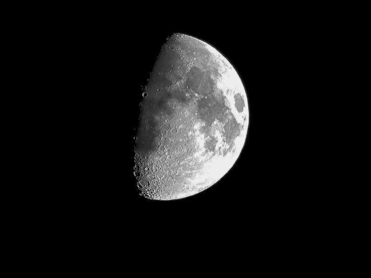 Moon in Dublin