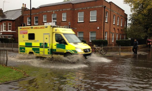 St Albans floods