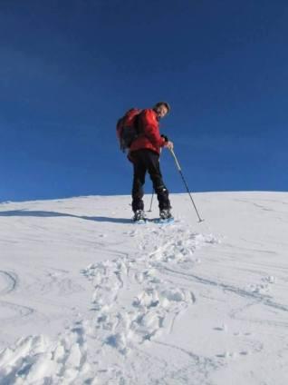 Ivan e la montagna, una sua grande passione