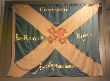 Replica_Covenanter_flag,_National_Museum_of_Scotland