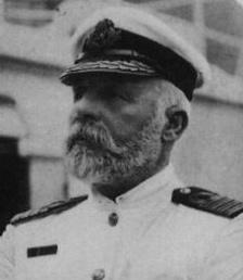 Edward Smith, comandante del Titanic