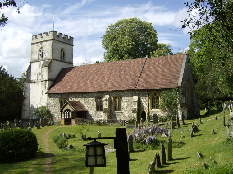 Medmenham_Church