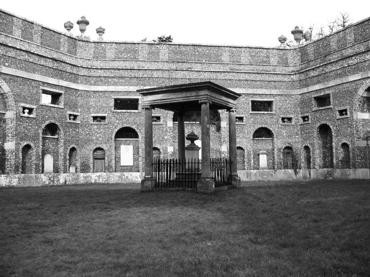 the-mausoleum_bw